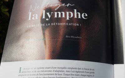 La lymphe (Le Chou Brave magazine)